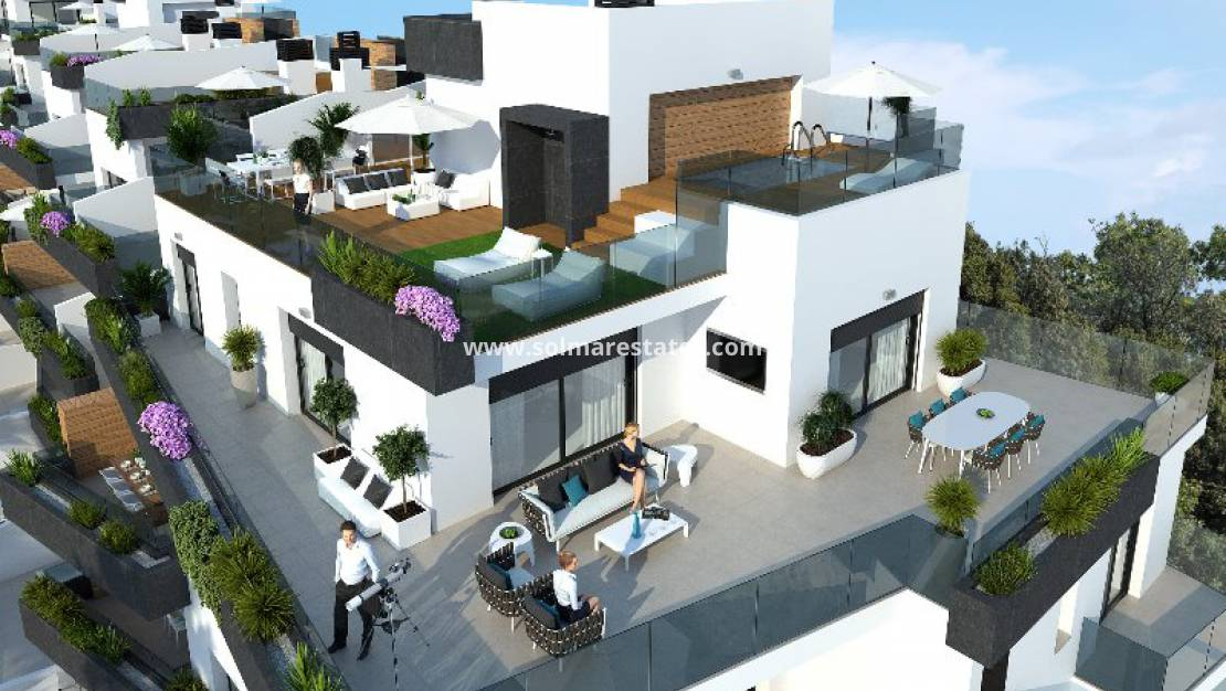 Nouvelle construction - Appartement - Villamartin - Los Dolses