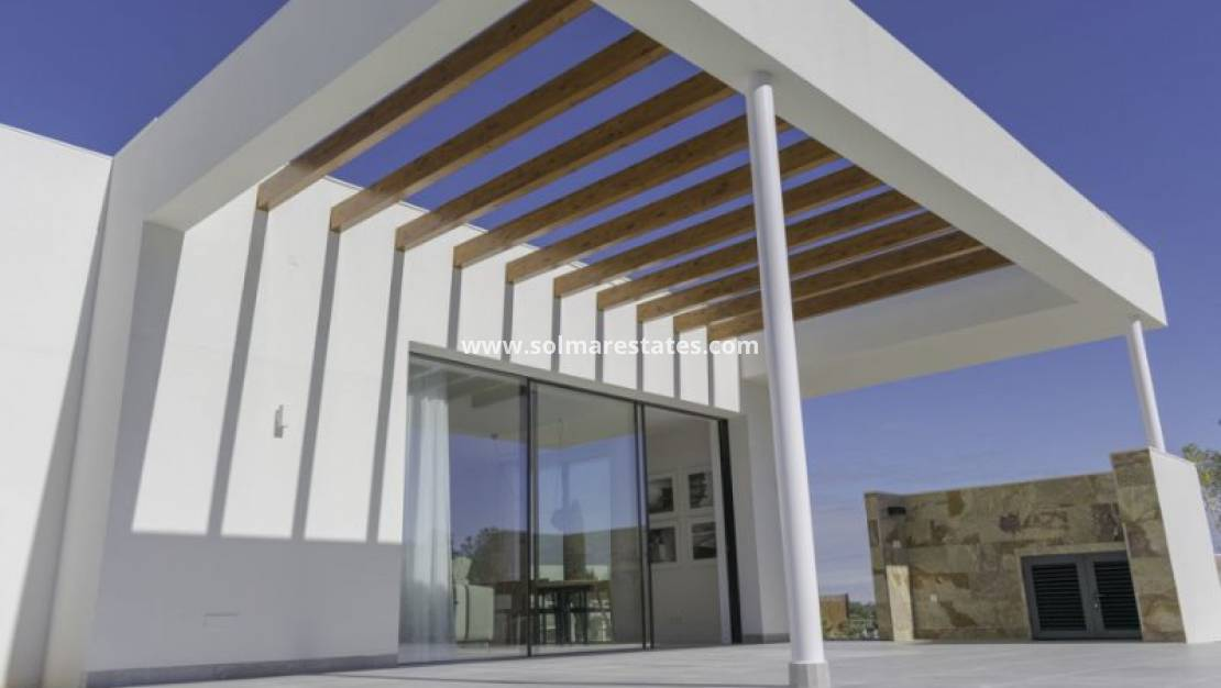 Nouvelle construction - Villa individuelle - Campoamor - Las Colinas Golf and Country Club