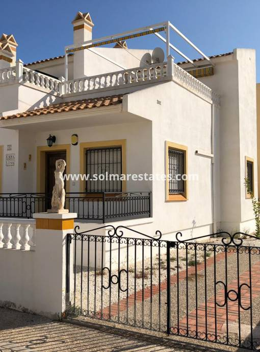 Quad House - Resale - Playa Flamenca - Jumilla