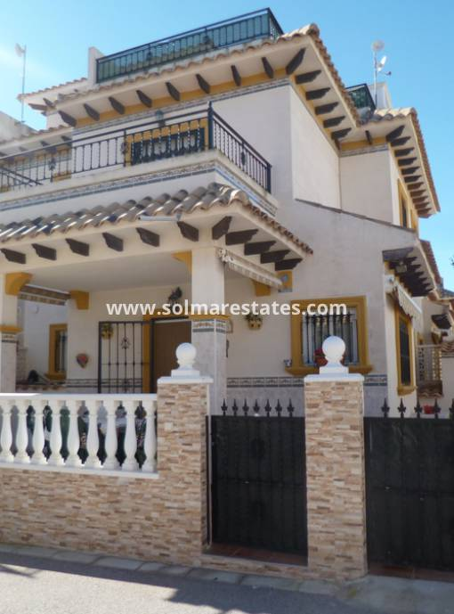 Quad House - Resale - Playa Flamenca - San Jose