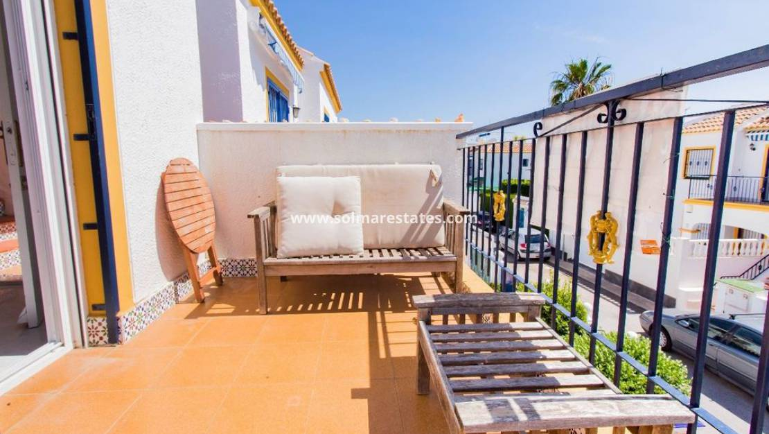 Resale - Apartment - Torrevieja - Jardin del Mar