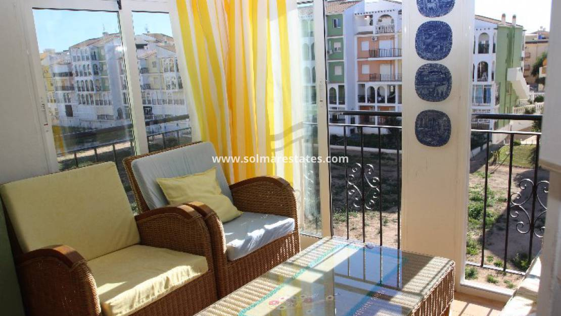 Resale - Apartment - Torrevieja - Mar Azul