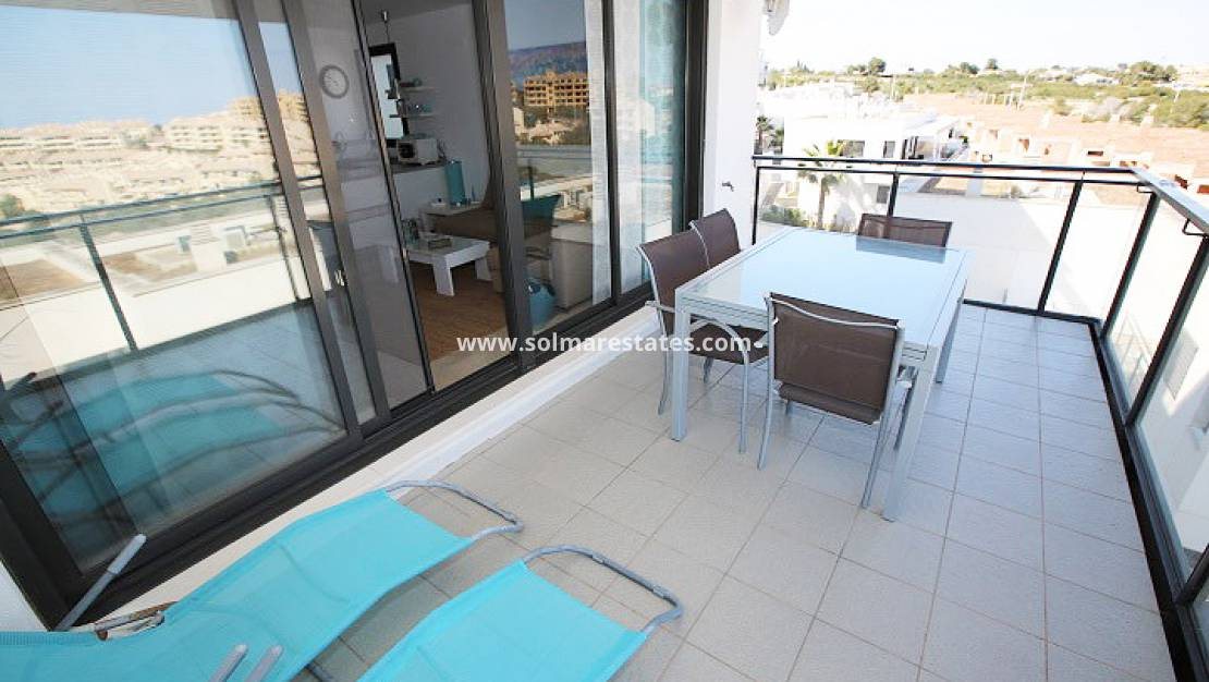 Resale - Appartement - Campoamor - Lomas de Campoamor