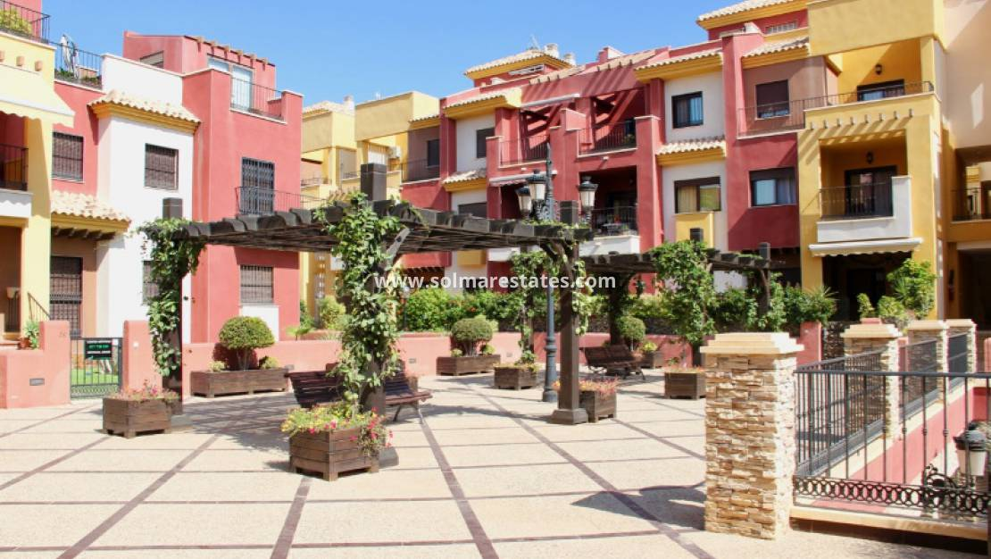 Resale - Lägenhet - Cabo Roig - Royal Park Spa Resort