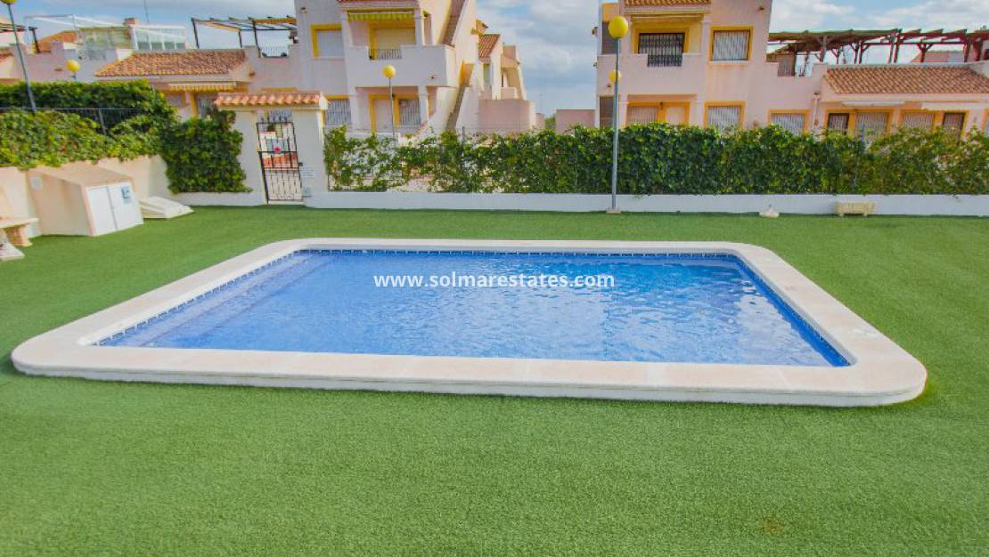 Resale - Maison mitoyenne - Los Montesinos - Laguna Green