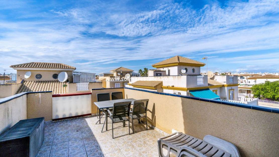 Resale - Quad House - Playa Flamenca - Vistamar