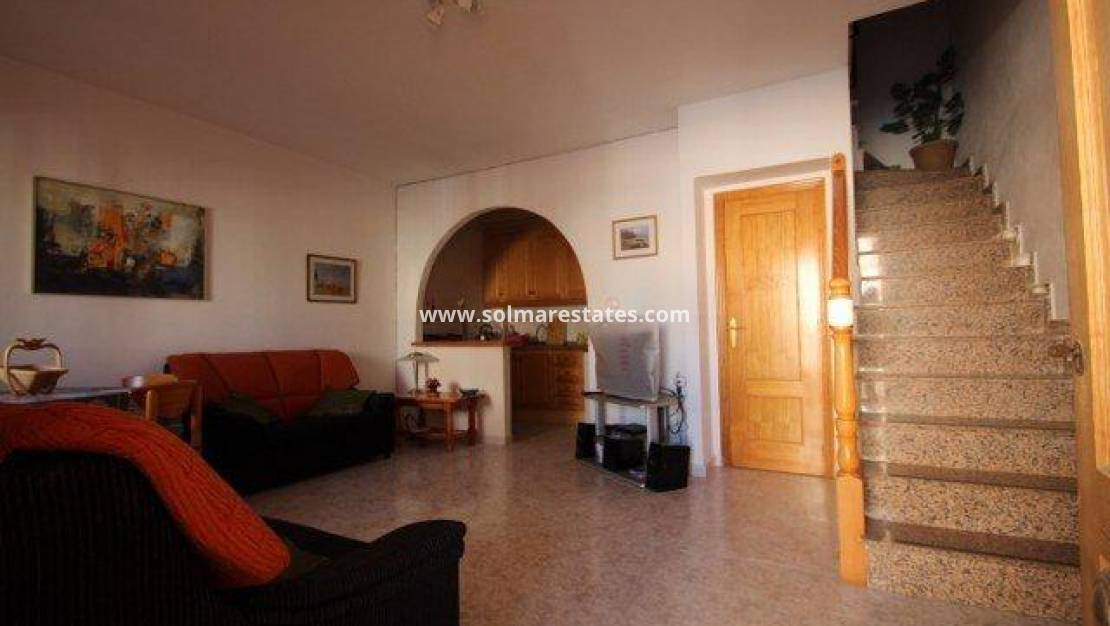 Resale - Town House - Playa Flamenca - Pueblo Caballero