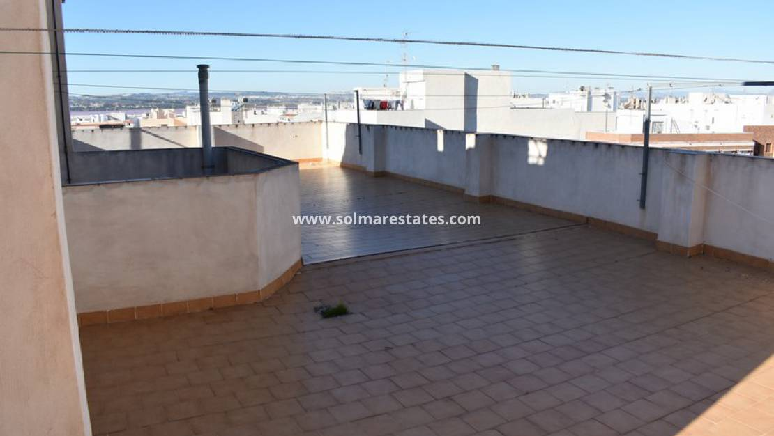 Resale - Wohnung - Torrevieja - Beachside Torrevieja