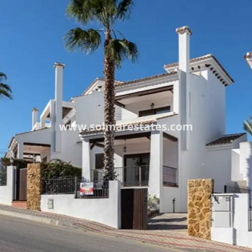 Semi Detached House - Key Ready - Algorfa - La Finca Golf Resort