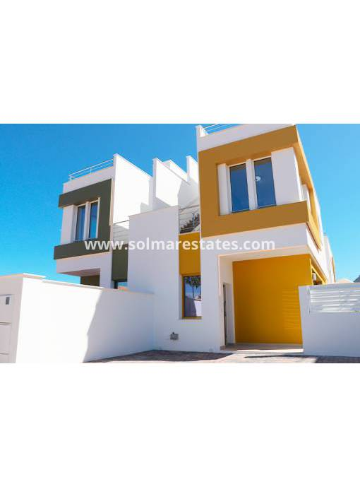 Semi Detached House - New Build - Denia - Res. Tossal Gross
