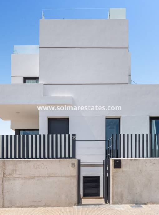 Semi Detached House - New Build - Dolores - Residencial Paris