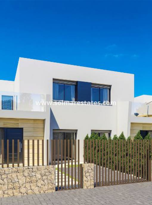 Semi Detached House - New Build - Torre De La Horadada - Las Higuericas