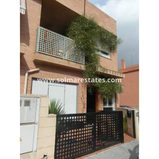 Semi Detached House - Resale - Almoradi - Almoradi