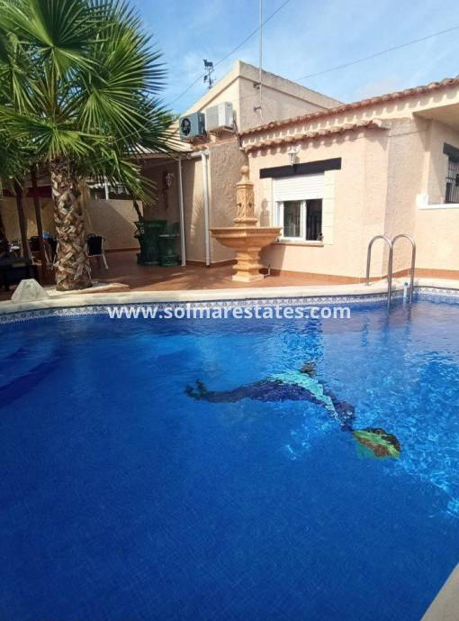 Semi Detached House - Resale - Los Balcones - Los Balcones