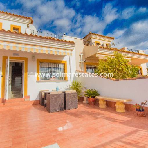 Semi Detached House - Resale - Los Montesinos - Laguna Green