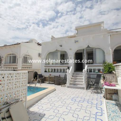Semi Detached House - Resale - San Miguel De Salinas - San Miguel De Salinas