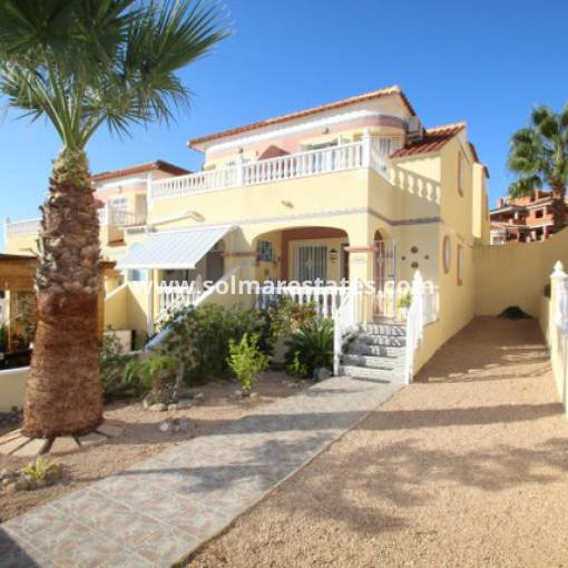 Semi Detached House - Resale - Villamartin - Bosque De Las Lomas