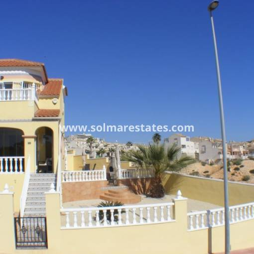 Semi Detached House - Resale - Villamartin - El Presidente