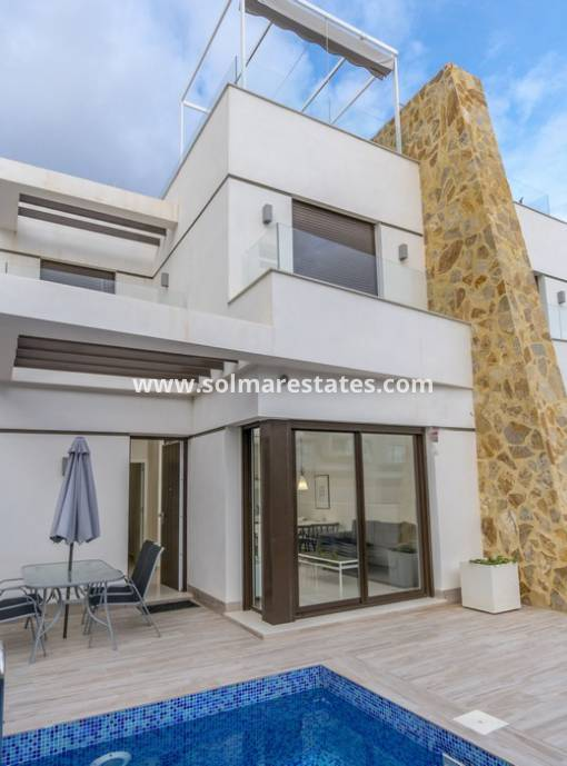 Semi Detached House - Resale - Villamartin - PAU 26