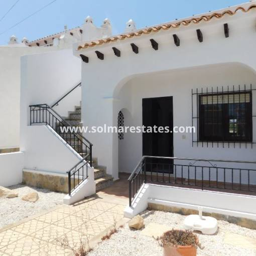 Semi Detached House - Resale - Villamartin - Pueblo Principe