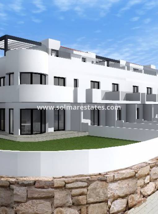 Town House - New Build - Finestrat - Panoramic Beach Resort