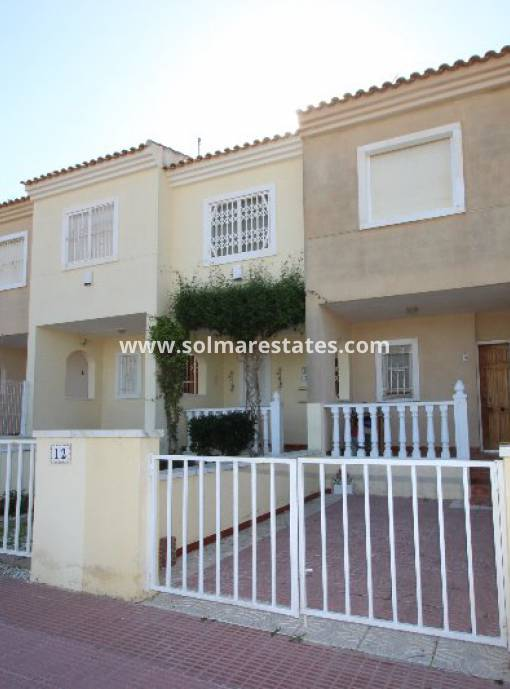 Town House - Resale - Guardamar Del Segura - Playa del Moncayo