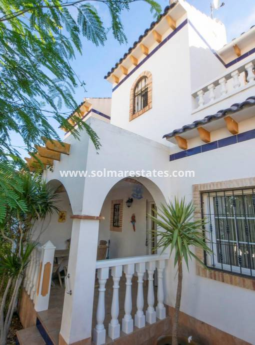 Town House - Resale - Playa Flamenca - Las Chismosas