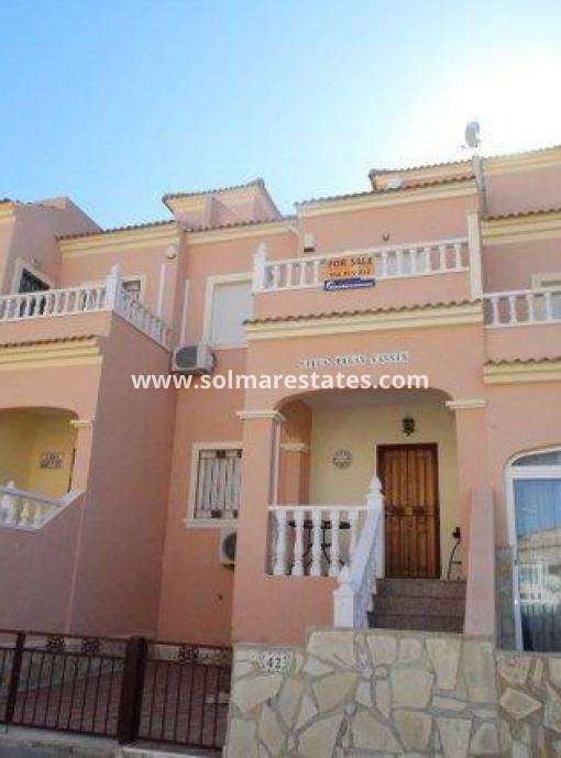 Town House - Resale - Playa Flamenca - Pueblo Caballero