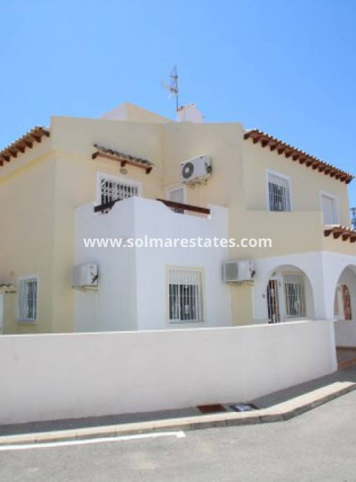 Viererkabel-Haus - Resale - Villamartin - Panorama Golf