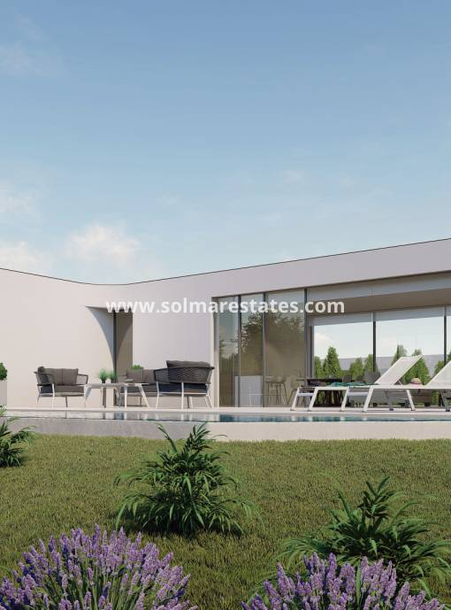 Villa individuelle - Nouvelle construction - Campoamor - Las Colinas Golf and Country Club