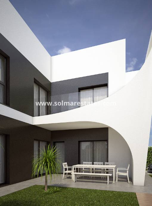 Villa individuelle - Nouvelle construction - Ciudad Quesada - Moonlight Villas