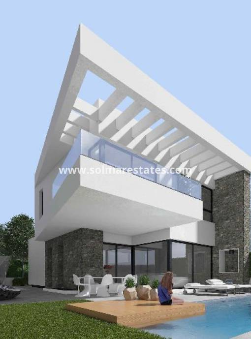 Villa individuelle - Nouvelle construction - Rojales - Residencial Skyline