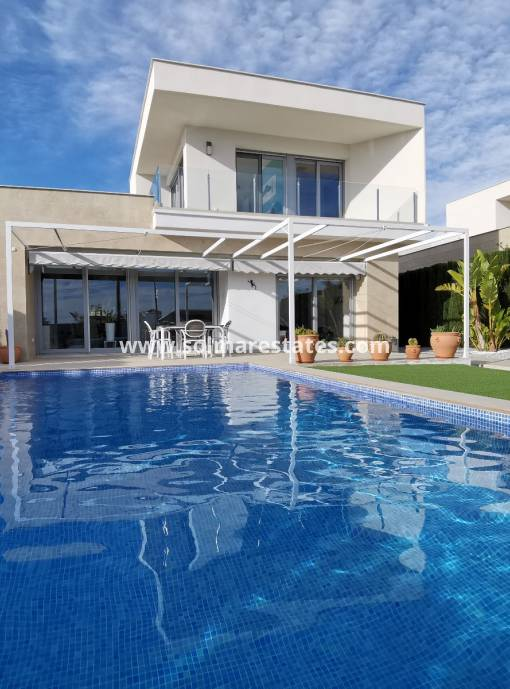 Villa individuelle - Resale - Los Montesinos - Vistabella Golf