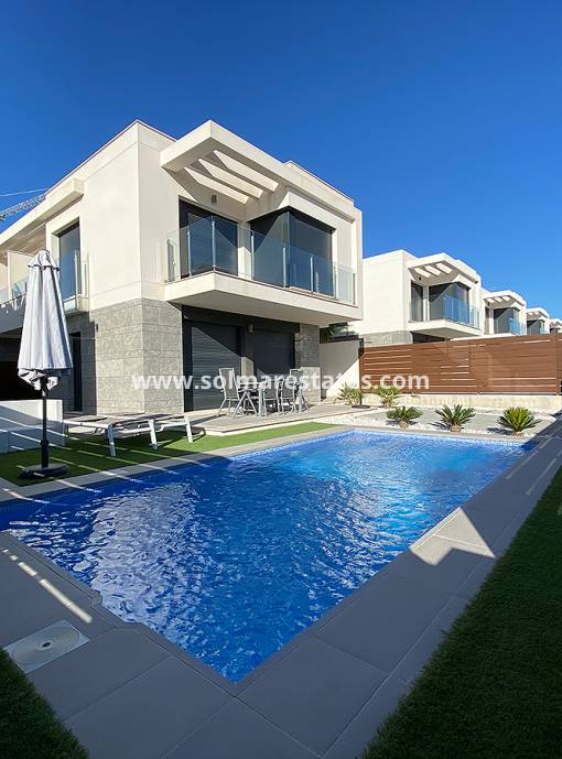 Vrijstaande Villa - Resale - Los Montesinos - Vistabella Golf