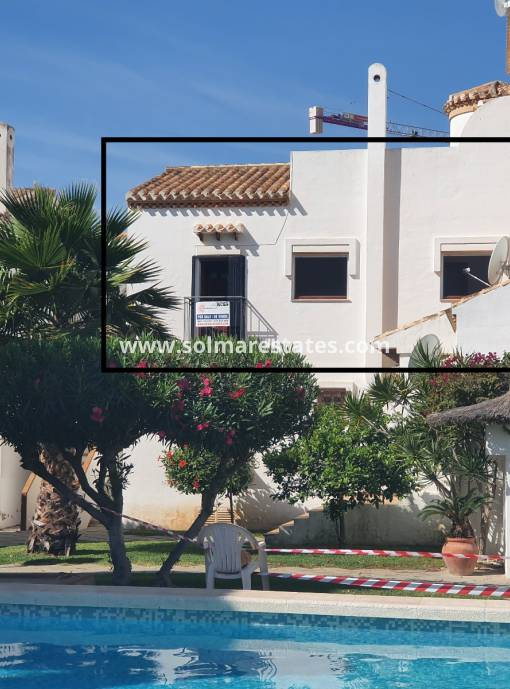 Wohnung - Resale - Playa Flamenca - Res. Playa Flamenca