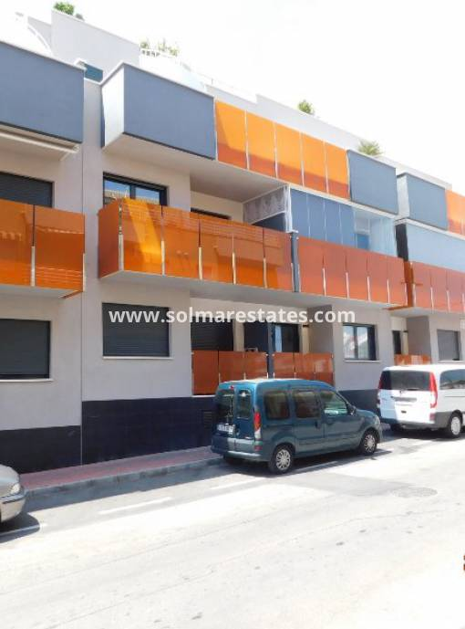 Wohnung - Resale - Torrevieja - Res. Alegria